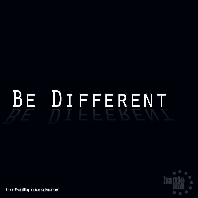 Be_Different